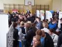Uczestnicy Olsztyńskich Targów Pracy 2