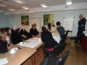 Praca w grupie -  wypracowywanie nowych form współpracy 1
