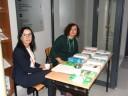 Zdjęcie nr 9 - od lewej Agnieszka Świdyńska i Agnieszka Rutkowska Wojewódzki Urząd Pracy w Olsztynie