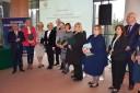 Wręczenie Dyplomu Marszałka Województwa dla wyróżnionych pracowników powiatowych urzędów pracy województwa warmińsko – mazurskiego
